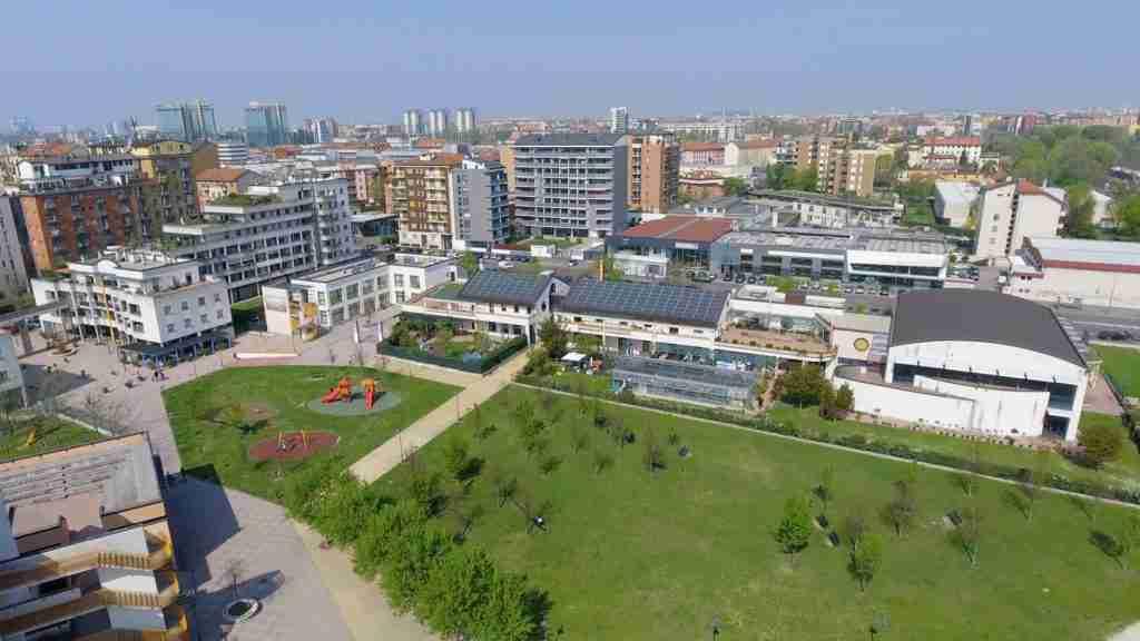 Social housing Villaggio Barona – Milano – Fondazione Cassoni