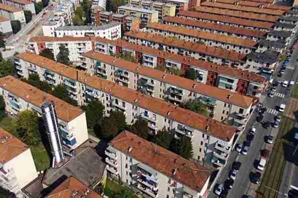 Housing Sociale Lorenteggio